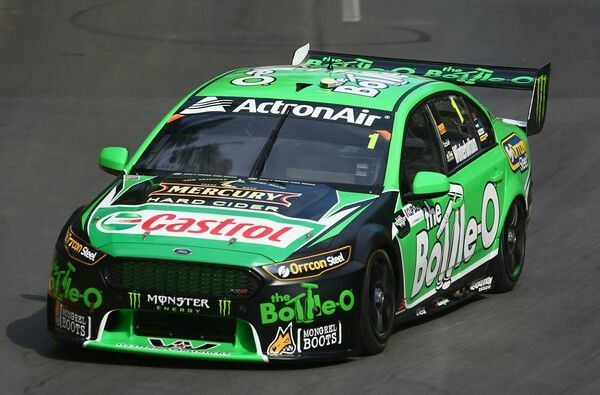 Mark Winterbottom in V8 Supercars Clipsal 500 - Practice & Qualifying - Zimbio