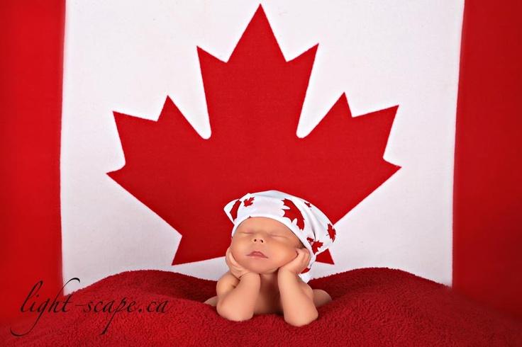 Canadian cutie pie! #Canada_Day #babies #kids @guzzie +Guss @ParentsCanada @Pink Pearl PR #PCCanadaDay