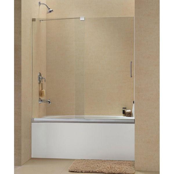 60 Inch Frameless Glass Shower Doors Home Design Ideas