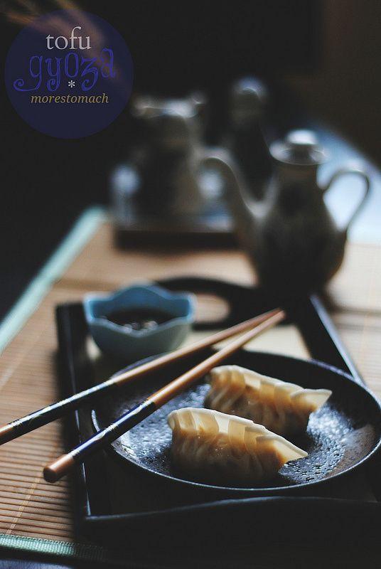 Homemade Gyoza by morestomach #Gyoza #Vegan