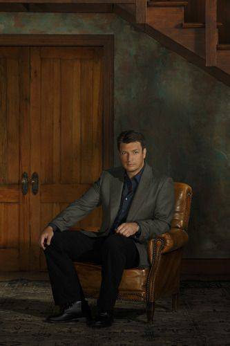 Nathan Fillion- Castle Season 6