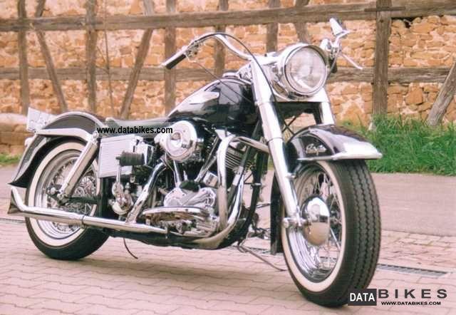 1967 Harley Davidson  Electra Glide in 1200 Motorcycle Chopper/Cruiser photo
