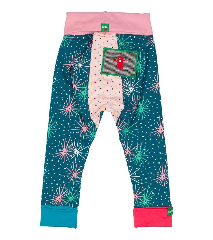 Lulu Legging, Oishi-m Clothing for kids, Autumn 2016, www.oishi-m.com