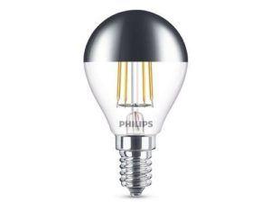 Philips LED Lustre 4W (35W) E14 Warmweiss, Energieeffizienzklasse: A++,  Lampensockel: