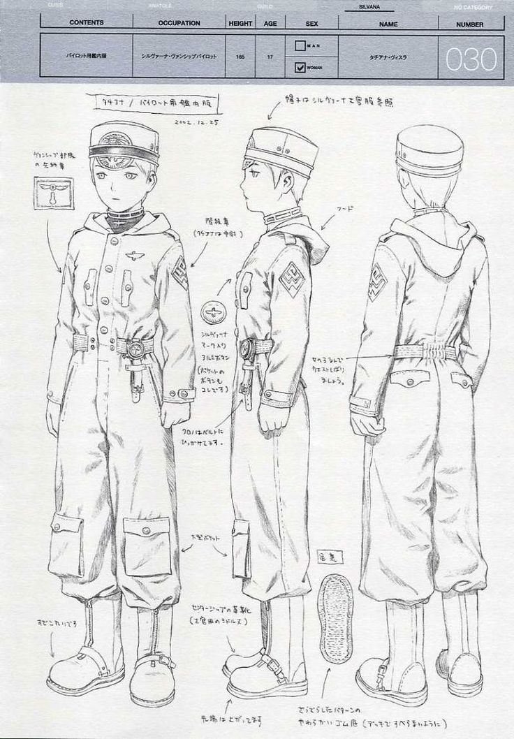 Character Design Learning : Best images about anime clothing for male on pinterest