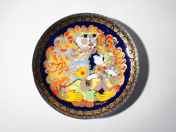 Bjorn Wiinblad Aladin und die Wunderlampe V  Wall by LuckyPatina, $20.00