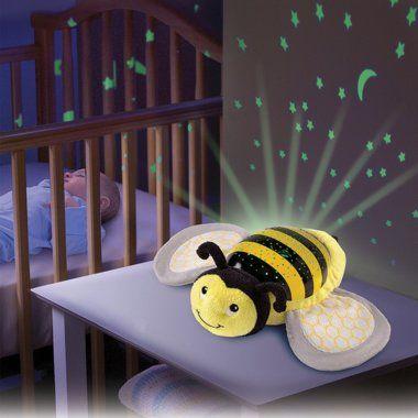 Kamoš na spanie Summer - Včielka Mája