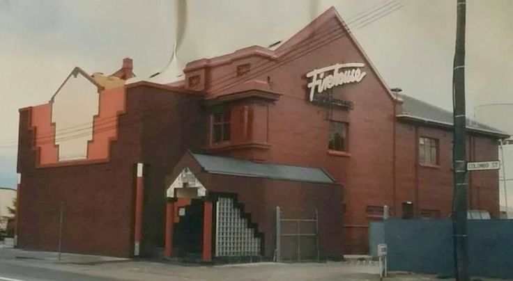 Firehouse Night Club, 293 Colombo Street, Sydenham. The Manager was Joe Peveral ( and later the Palladium). The firehouse was owned by Art McKee.