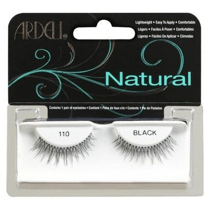 Ardell Fashion Lashes - Natural Lashes 110 #naturallashes