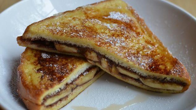 Ίσως δεν υπάρχει πιο ωραίος γευστικός συνδυασμός από την τριπλέτα ψωμί-μπανάνα-σοκολάτα.