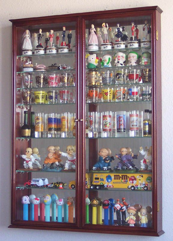 64 best shot glass display case images on Pinterest   Glass ...