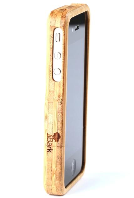 'The Original' iBark Bamboo iPhone Case