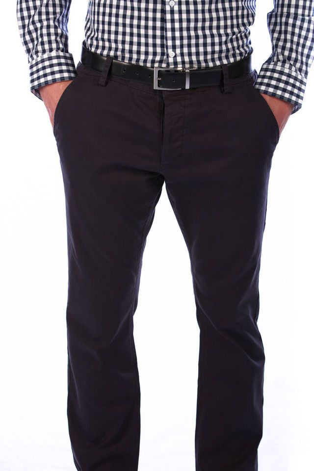 WISHFUL THINKING Essential Chino Pants in Navy available to shop online cliquearcade.com.au