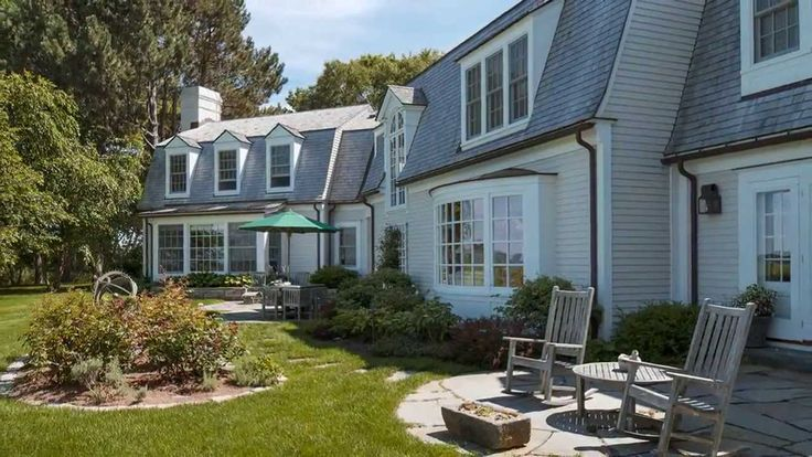 Maine Real Estate - 403 Sea Meadows Lane, Yarmouth, ME listed with Sotheby's Intl Realty.