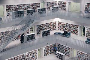 Gedankenstau - Ein offener Brief an die Bibliothek Stuttgart - Oh Zone - Lifestyle Blogazine