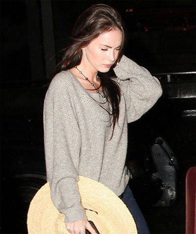 9 Pictures Of Megan Fox Without Makeup
