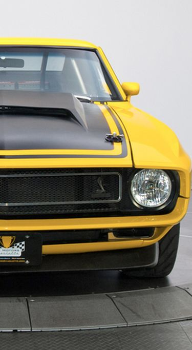 Mustang BOSS Snake - it's scary fast and an absolute blast to drive #WildWednesday