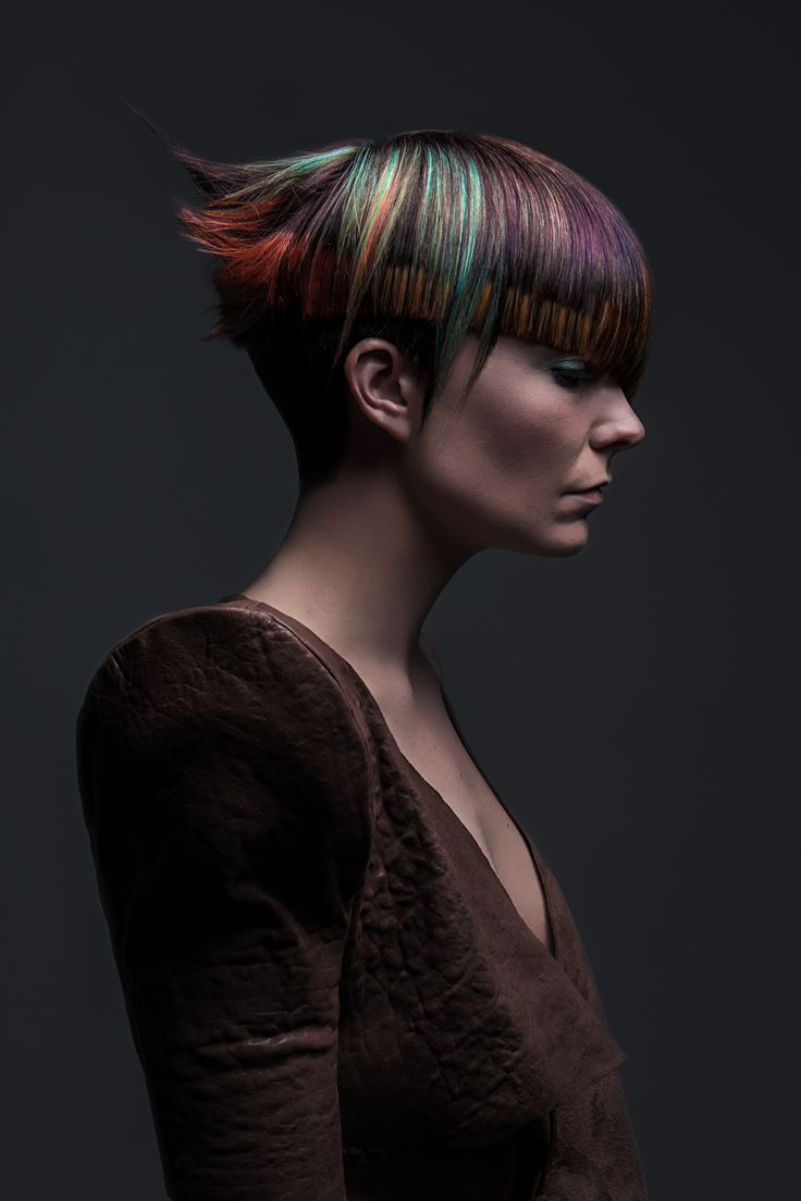 Color Zoom Challenge '13 entry for Partners Hairstyling by Roos
