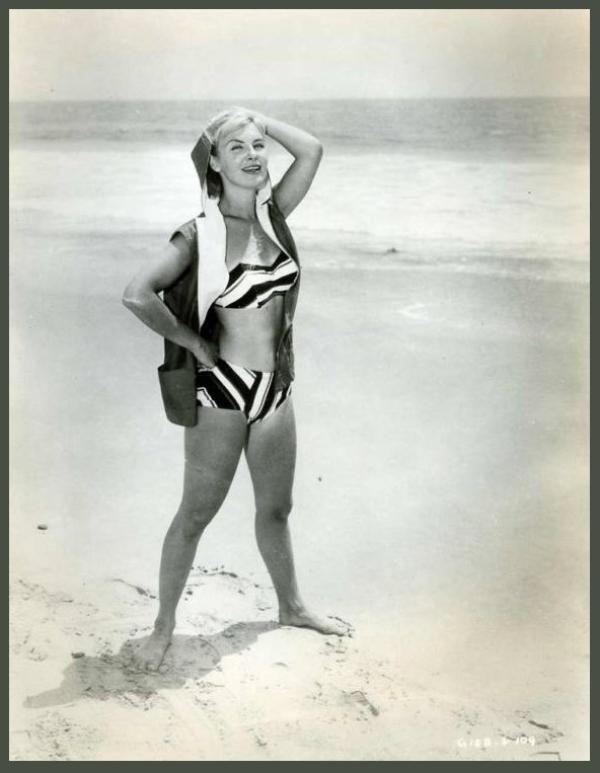 Joanna woodward bikini pics