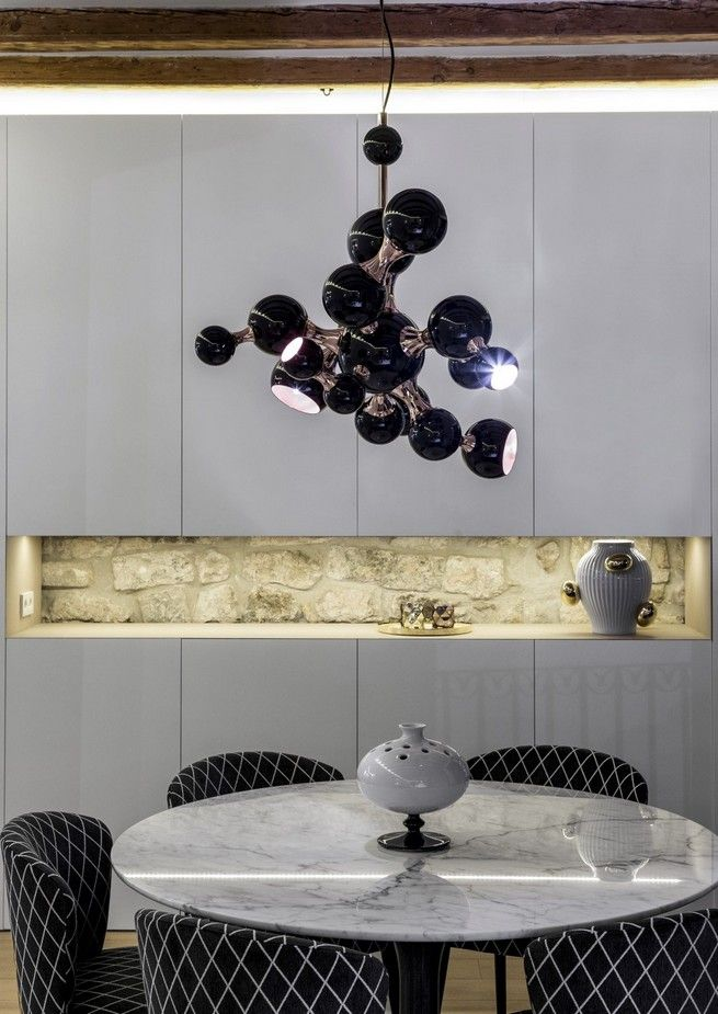 Residential Project In Barcelona By Creative Director Of Minotti