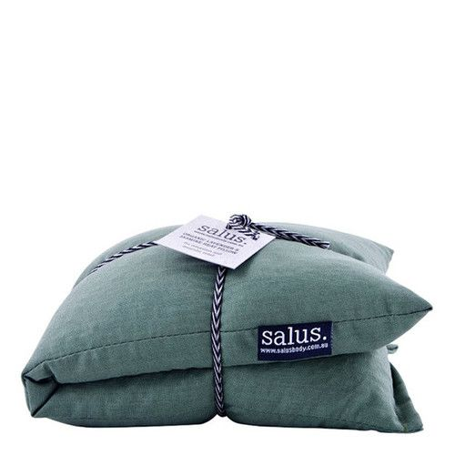 SALUS - Green Heat Pillow. Perfect for winter and soothing your aches and pains