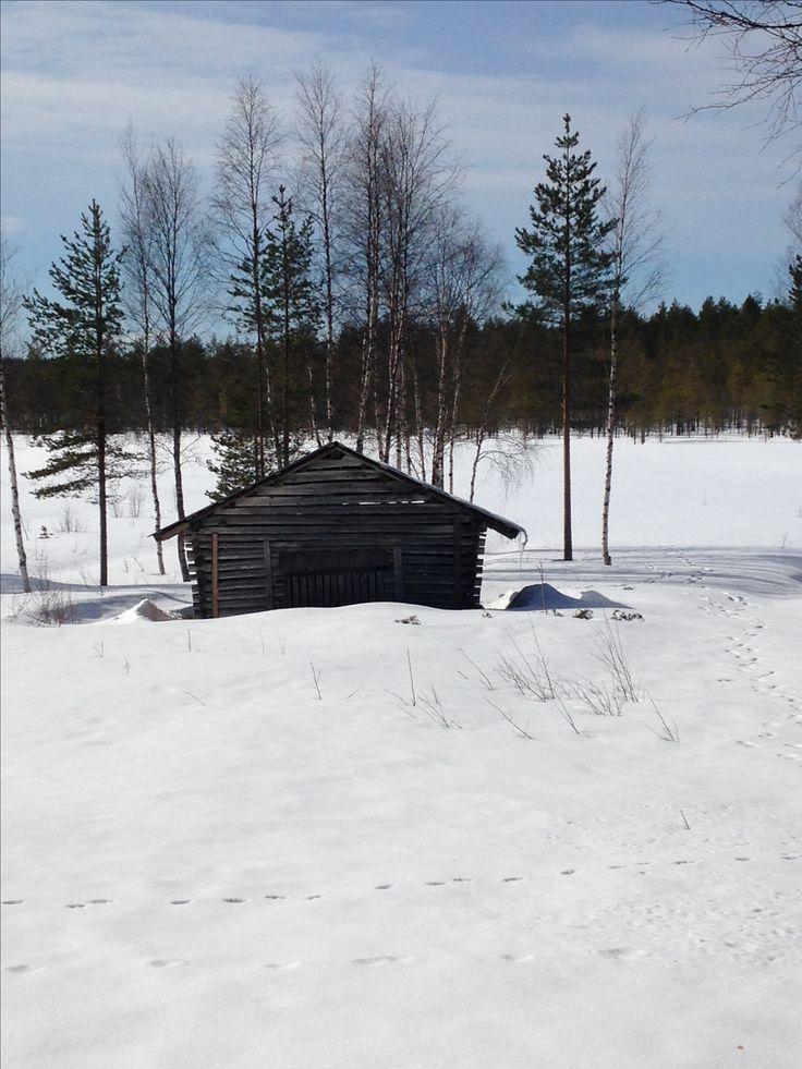 Ruunaoja, Pudasjärvi