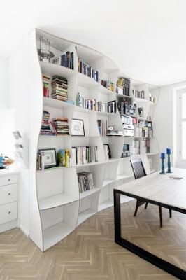Bookshelf: Dune bookshelf