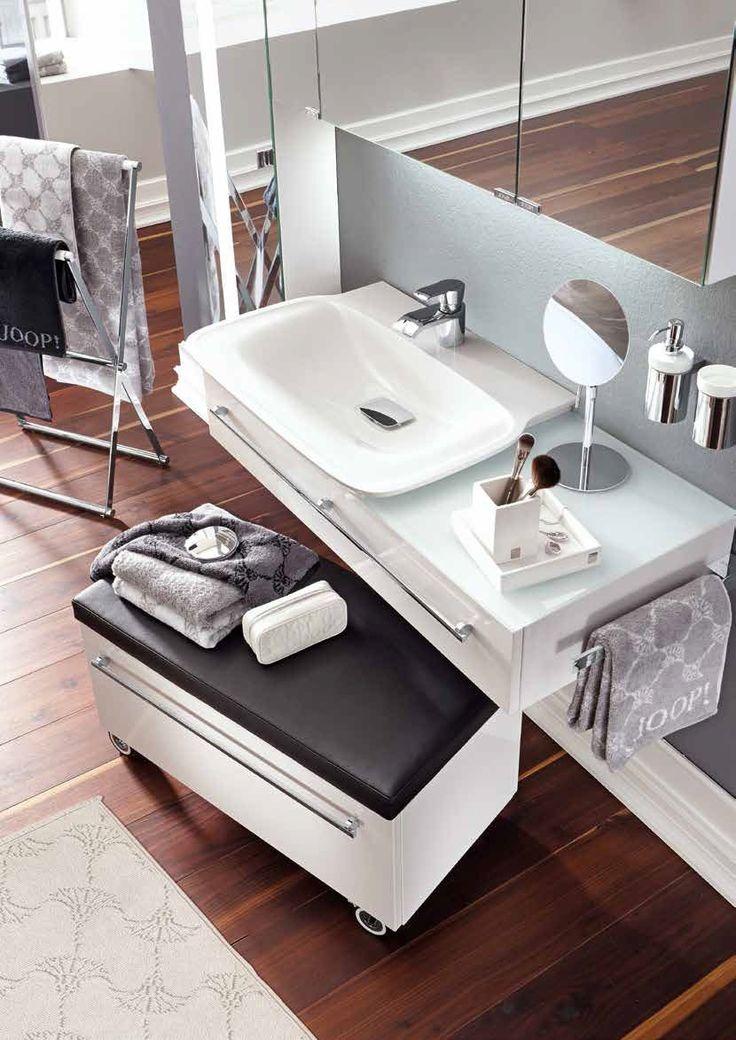 Dywanik łazienkowy JOOP! NEW CORNFLOWER ecru - NieMaJakwDomu