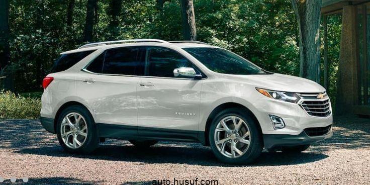 2019 Chevrolet Equinox In Weiss Geparkt Chevy Chevrolet Equinox