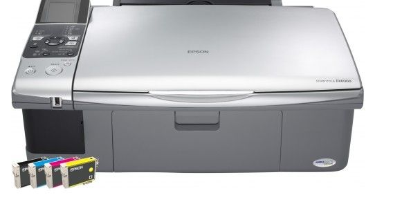 Epson Stylus Dx6050 Driver Software And Manual Em 2020