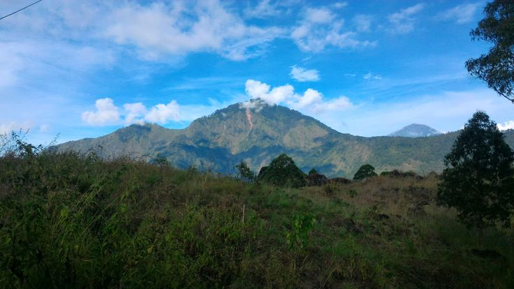 #photography #landscape #mount #batur #bali #holiday