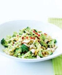 Thai grøntsager - Raw Food Opskrift