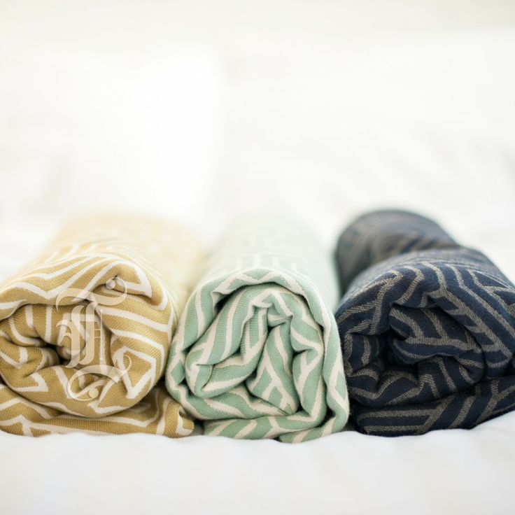 Mint, Midnight, Leaf Gold Merino Geo | Woven Wings London 2014 ...