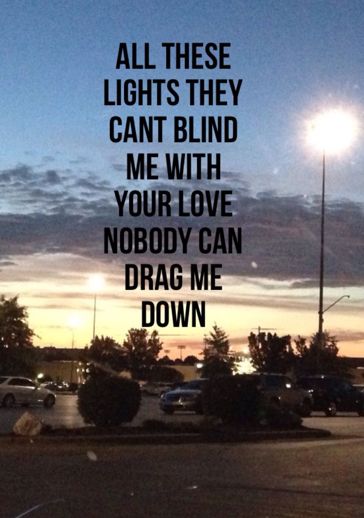 DRAG ME DOWN // ONE DIRECTION