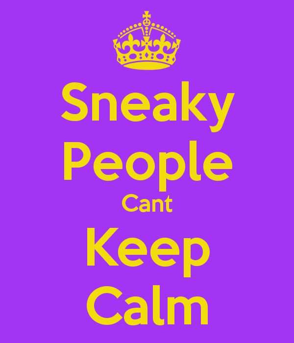 Quotes About Sneaky People. QuotesGram