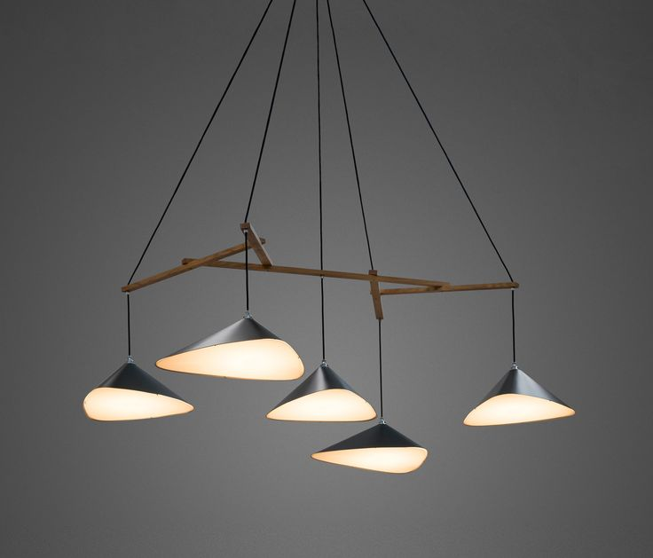Emily Group of Five semi-matte by Daniel Becker Design Studio | General lighting