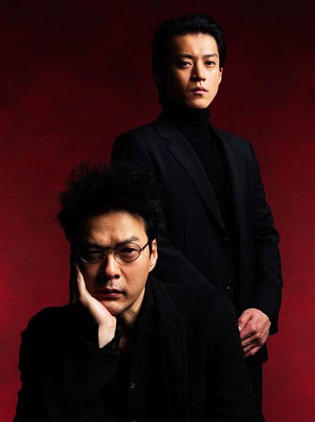 舞台『RED』 小栗旬と田中哲司の二人芝居。映画『セッション』みたいだった。