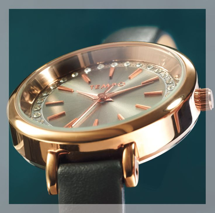 Tempo watch for her - available at selected Sterns stores