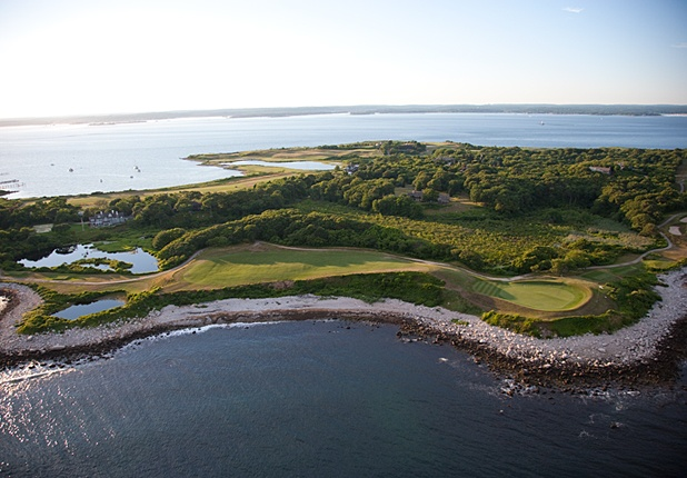 Fisher Island Golf Course Ny