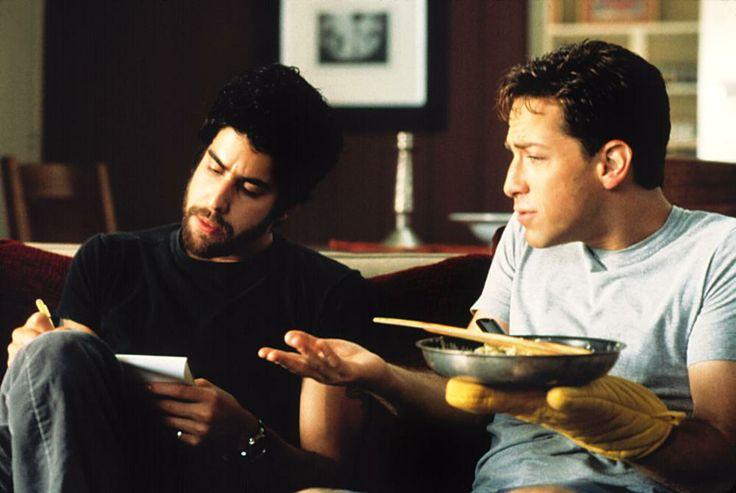 Adam Goldberg, Dan Bucatinsky, 2001 | Essential Gay Themed Films To Watch, All Over the Guy http://gay-themed-films.com/watch-all-over-the-guy/