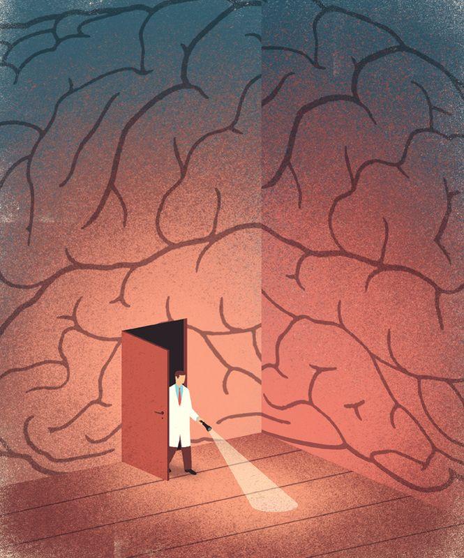 Columbia University Magazine - Scanning for Alzheimer's