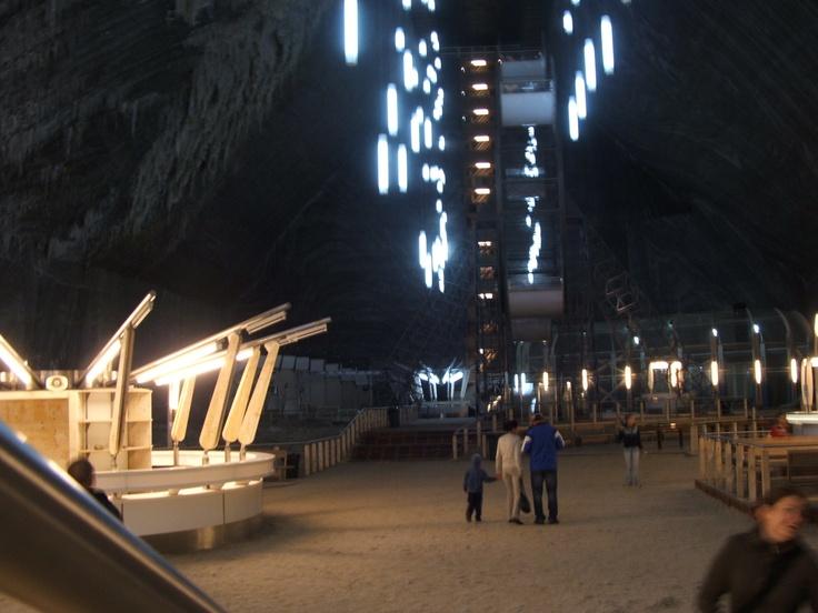 Turda Salt Mine (photo Răzvan Emilescu)