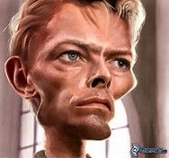 david bowie cartoon - Bing images