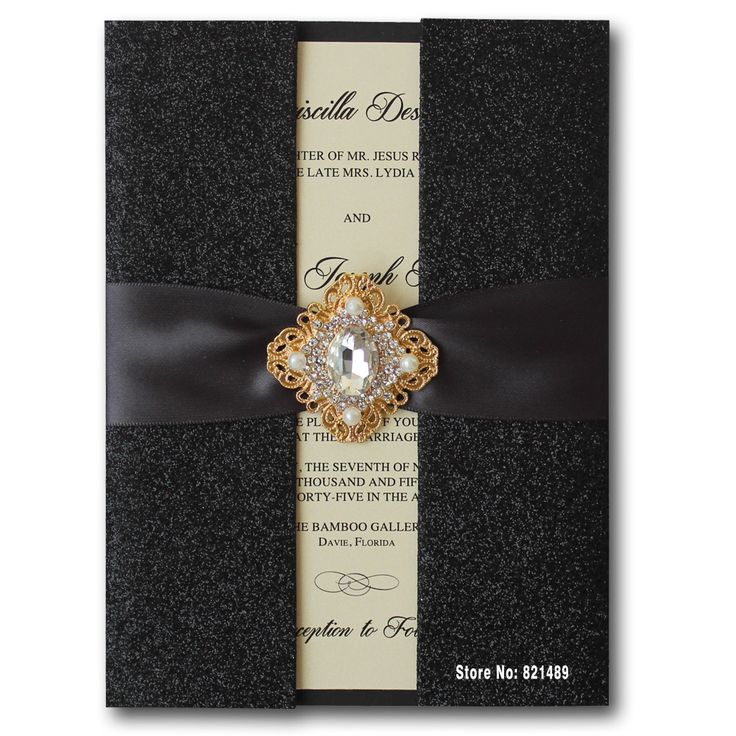 The 13 best Luxury Wedding Invitations Designs images on Pinterest ...