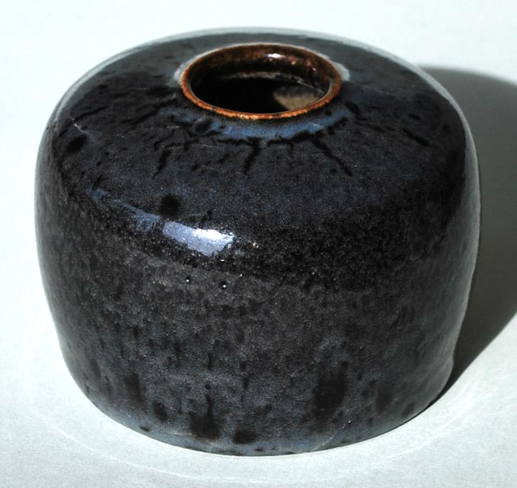 Nils Thorsson, stoneware vase for Royal Copenhagen Denmark.