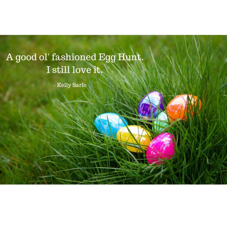 Good Ol' Fashioned Egg Hunt - https://bysarlo.com/good-ol-fashioned-egg-hunt/