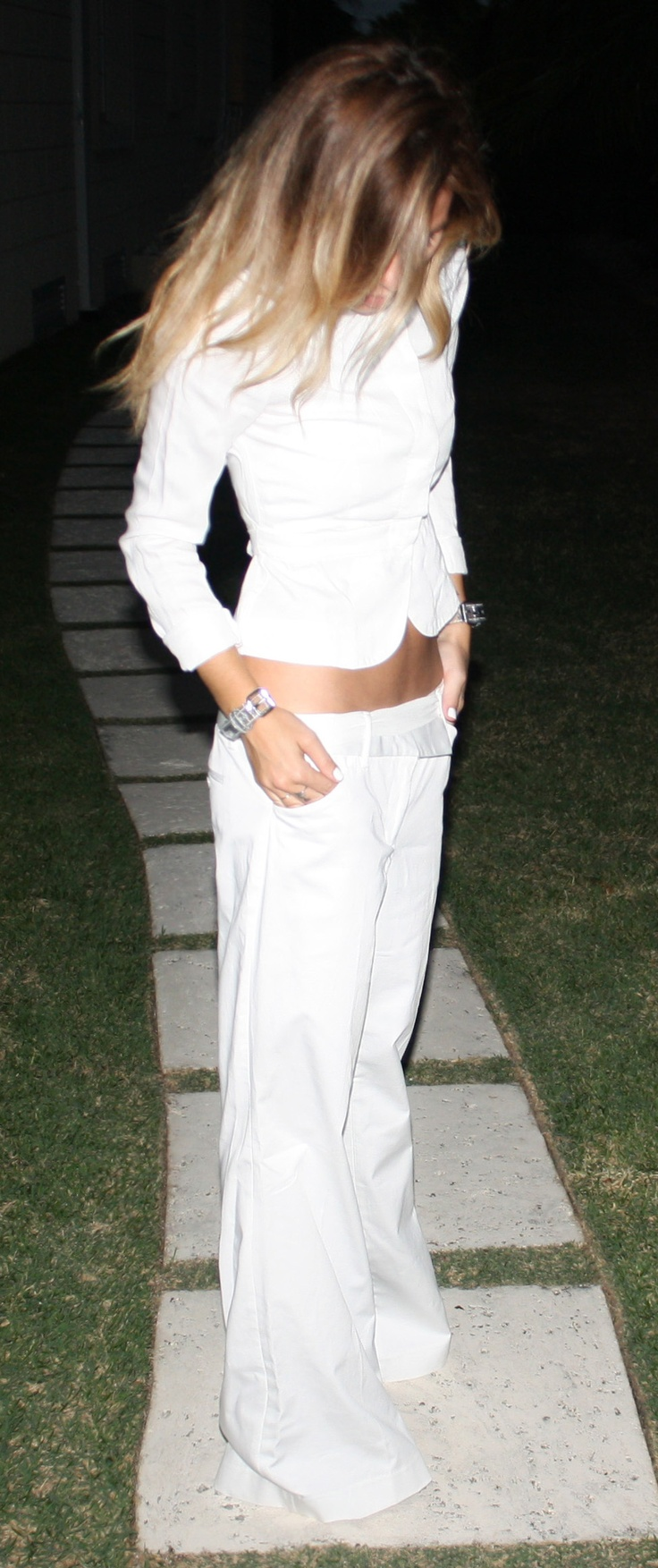 17 Best ideas about White Wide Leg Pants on Pinterest | White wide ...