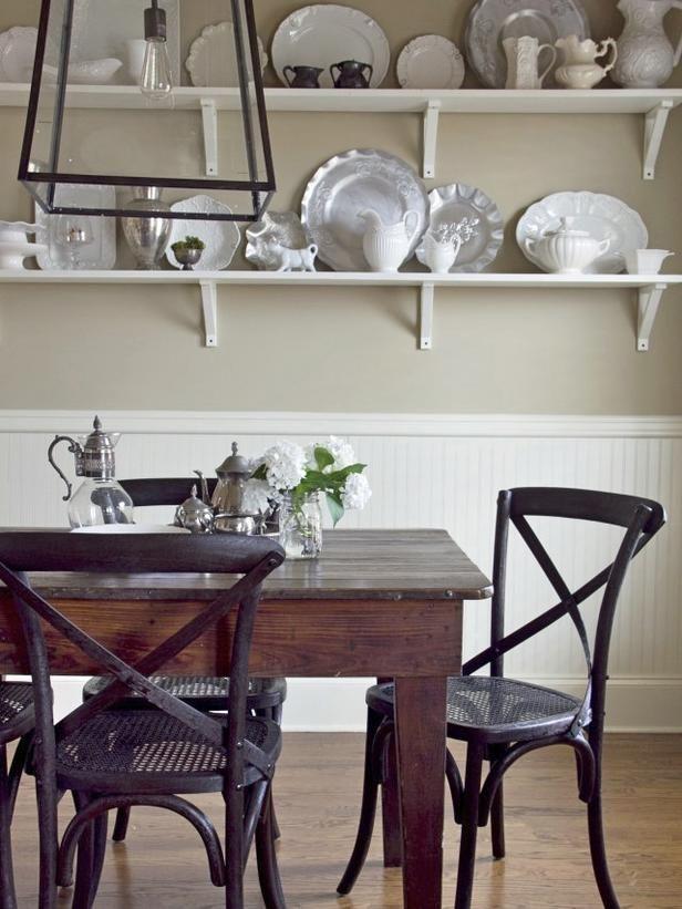 DP_Anisa-Darnell-country-kitchen-breakfast-nook_s3x4_lg hgtv.com  Love the crisp white, dark wood and warm beige combo.