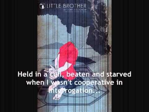 LITTLE BROTHER by Cory Doctorow | Book Trailer