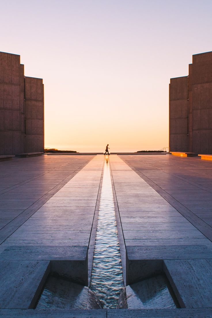 "aguysmind: ""The Salk Institute by Jason Tsay 